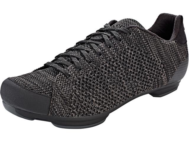 Giro Republic R Knit HV Scarpe Uomo, black/charcoal heather